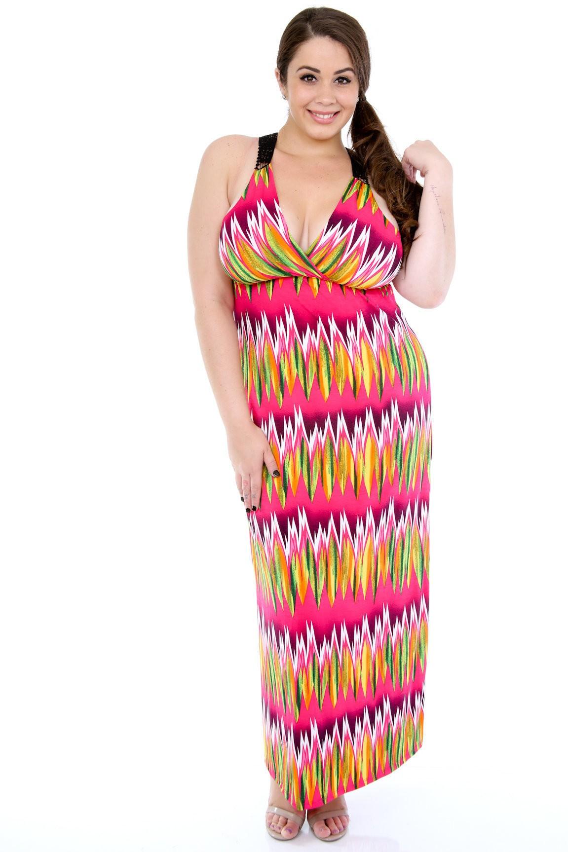 Summerset Maxi Dress