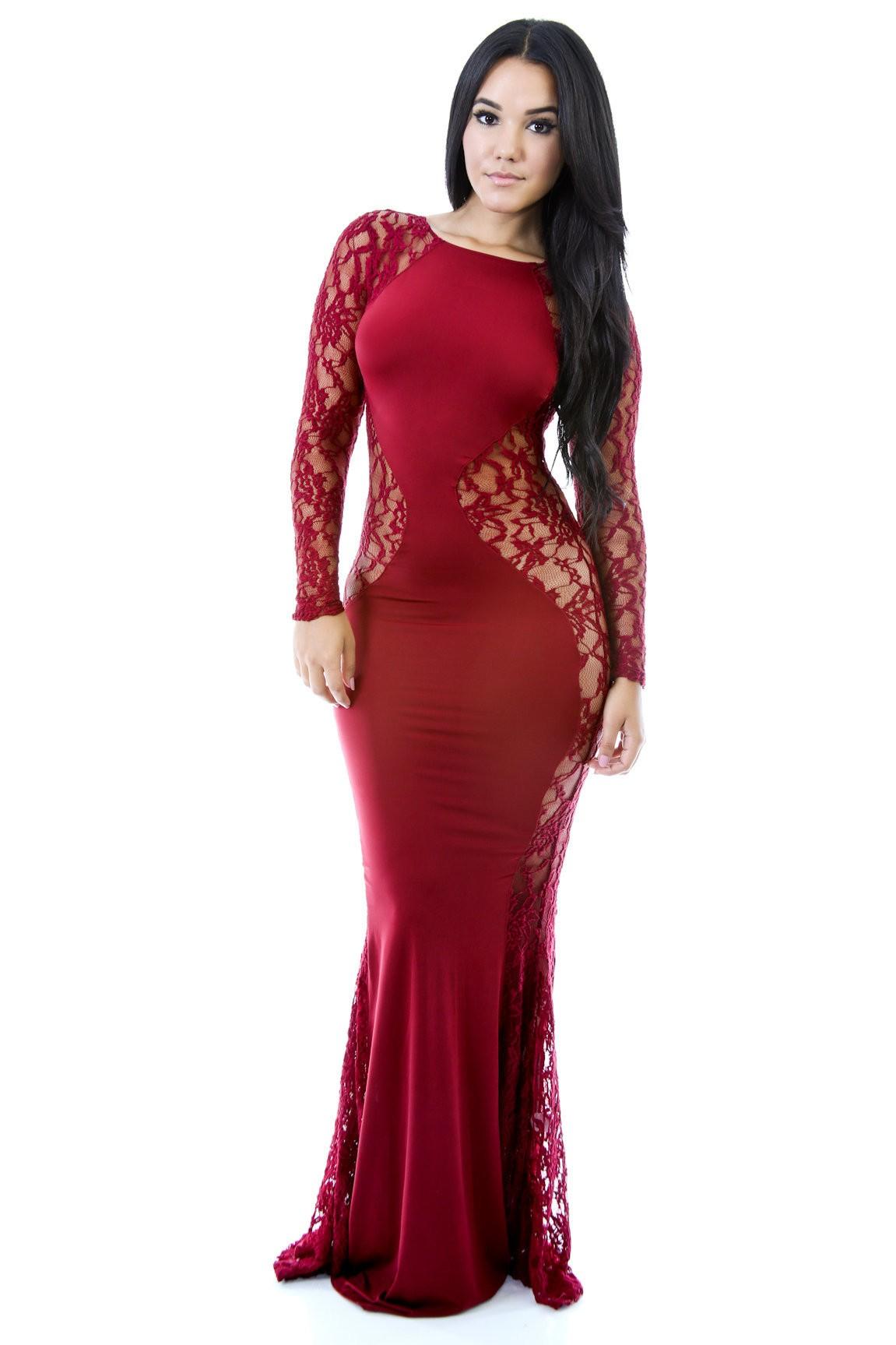 Lets Get Lacy Dress