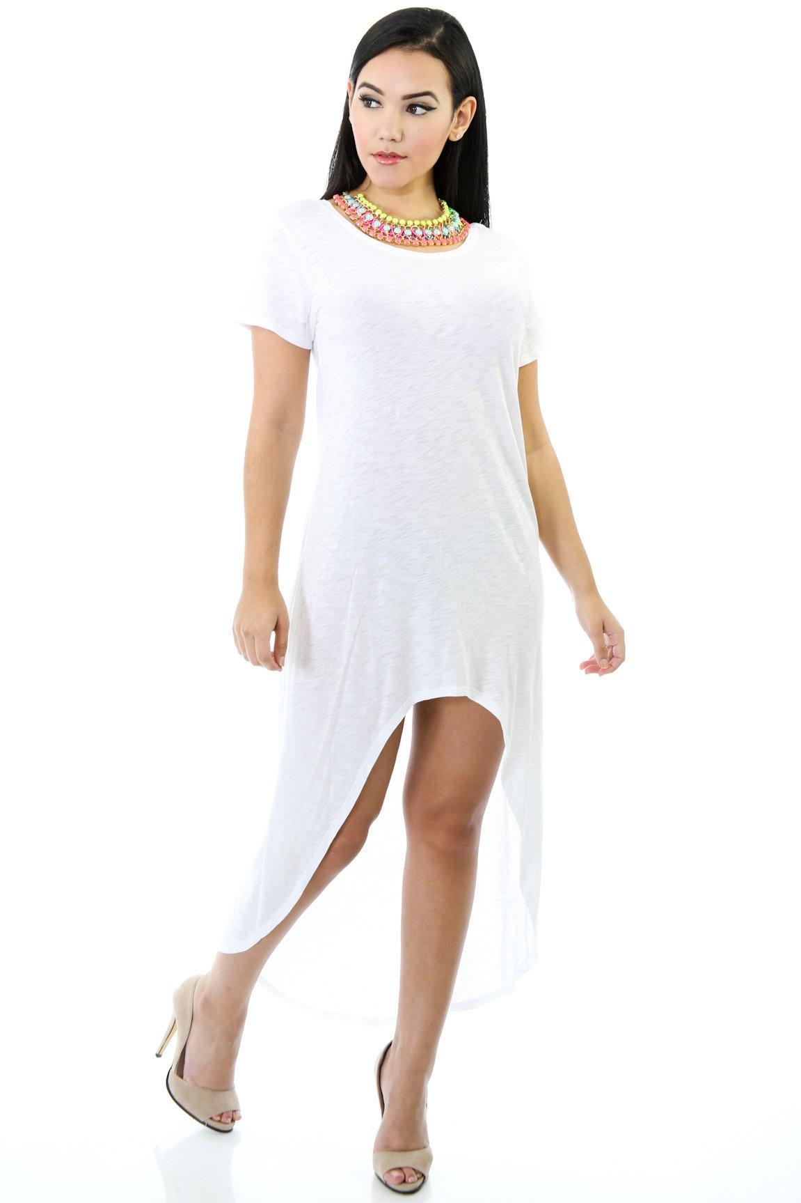 Smooth Sheer Dress