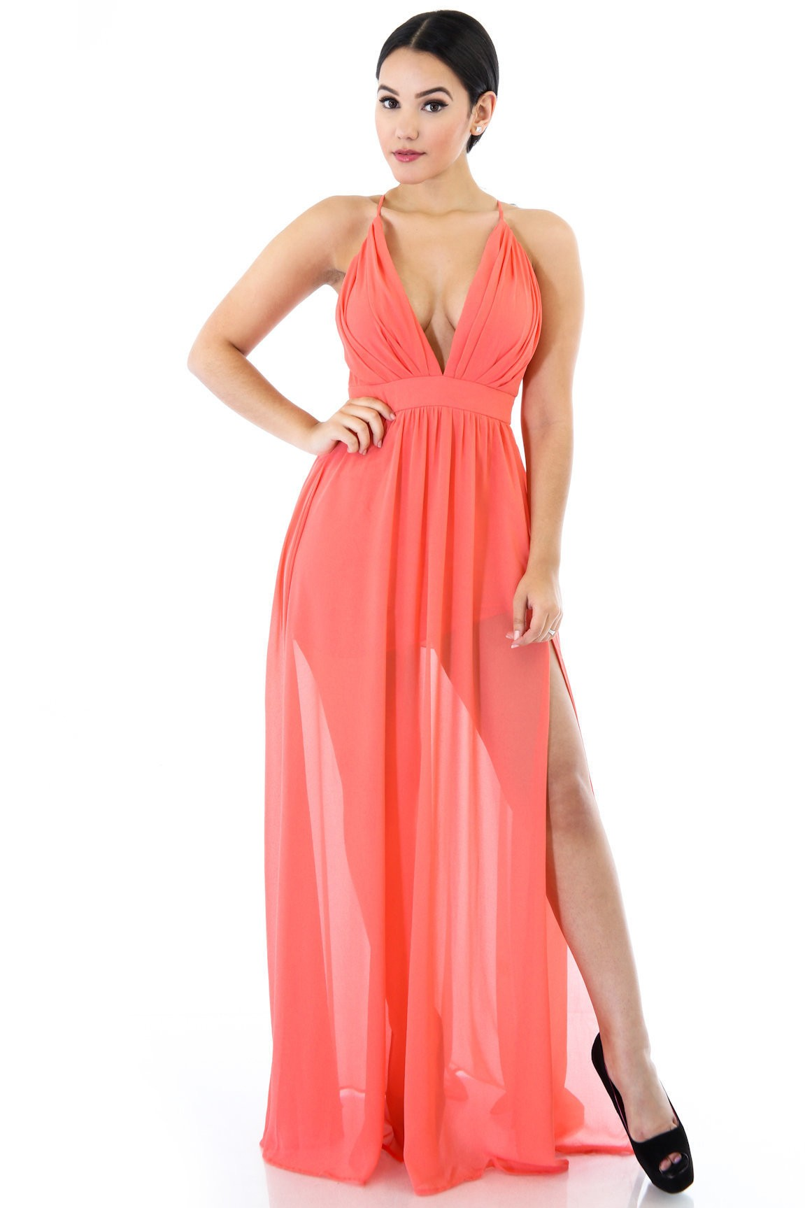 Astrid Beauty Maxi Dress