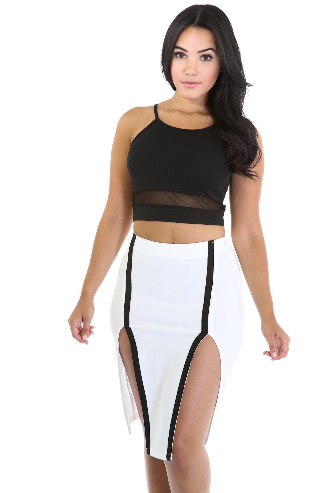 Pint Steer Skirt