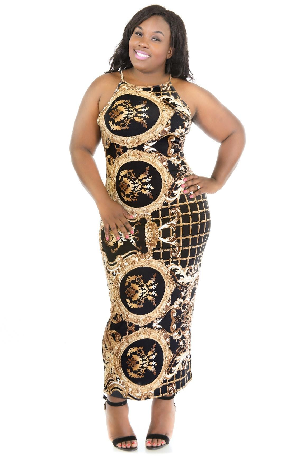Stunning Lioness Dress