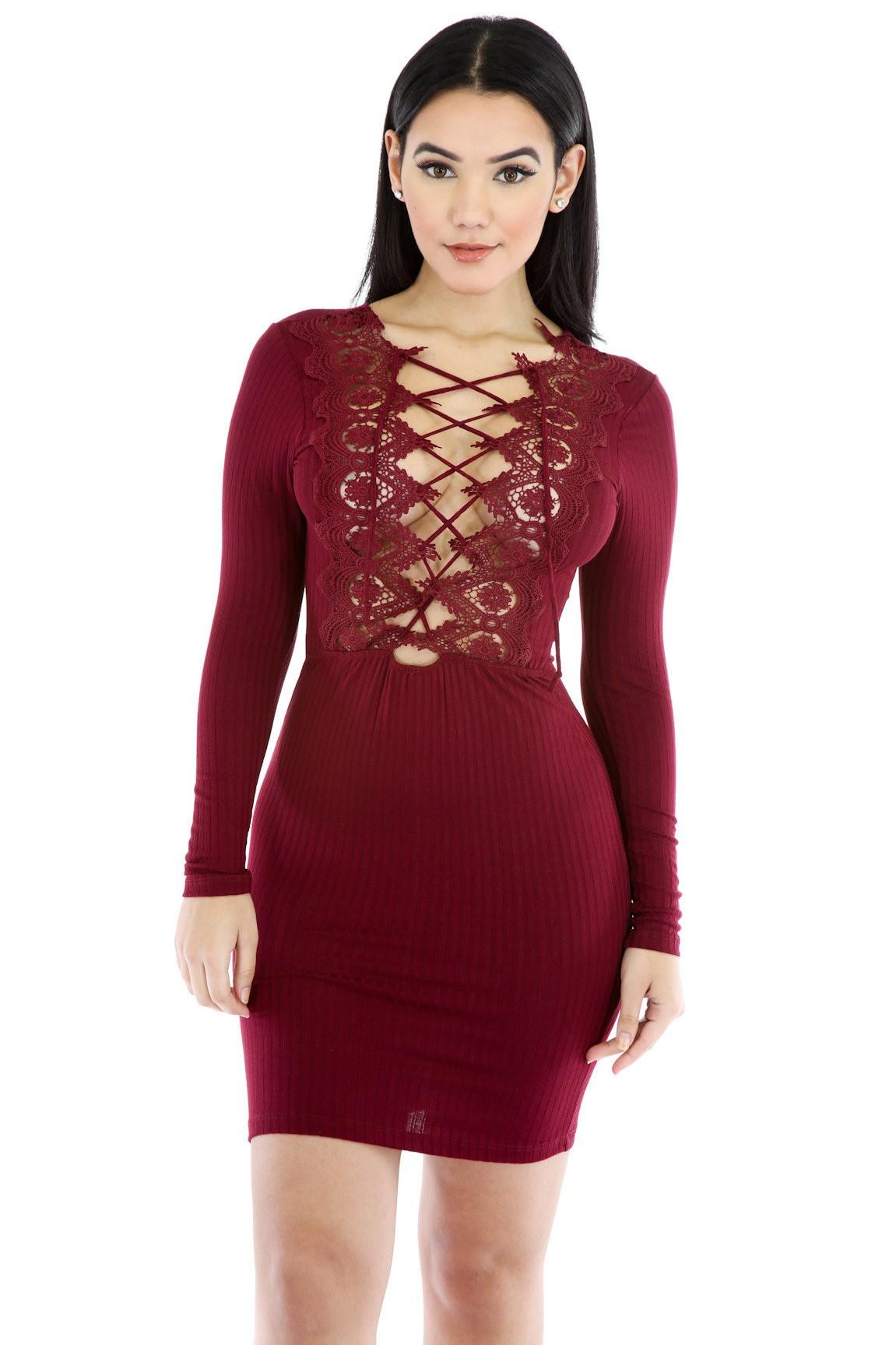 Mia Flow Dress