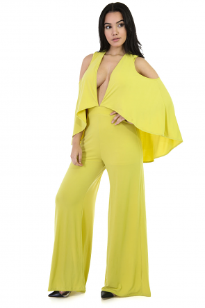 Buisness With Glam Jumpsuit