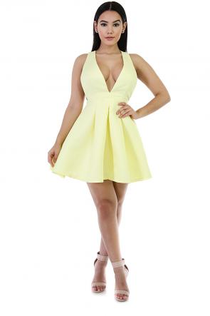 Faith Love Girl Flare Dress