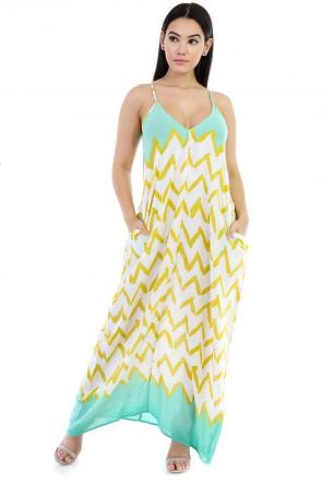 Perfect Sun Wear Loose Dress