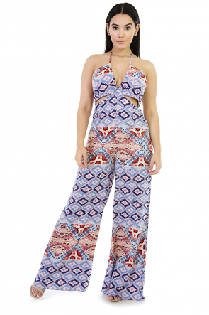 Separate One Piece Jumpsuit