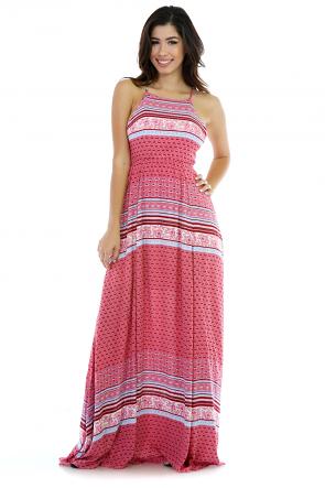 Miami Bay Maxi Dress