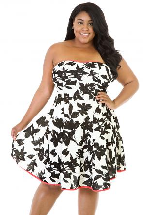 Flare Beliver Dress