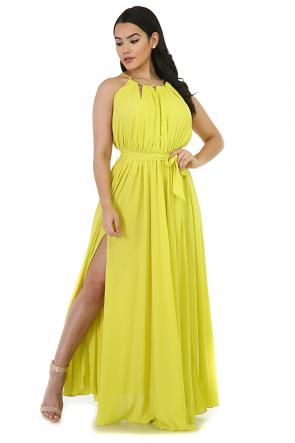 Gold Chain Dress