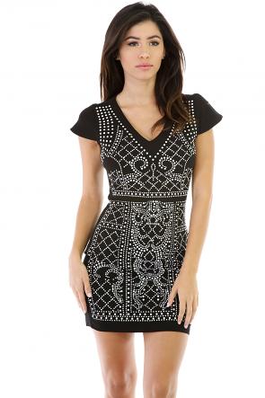 Stunning Stretchy Bodycon Dress