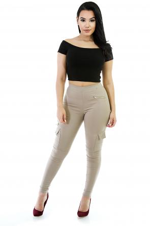 Basic Stretchy Skinny Jeans