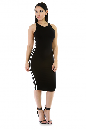 Stretchy Fit Dress