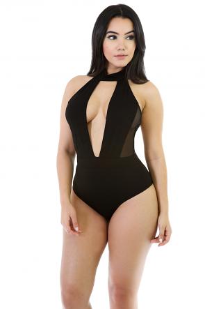 Two-Ways Bodysuit