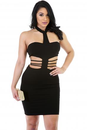 Come On-Girl Bodycon Dress