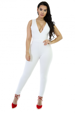 Take Charge Misty Fit Jumpsuit