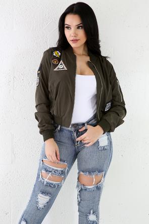 World Peace Soft Jacket