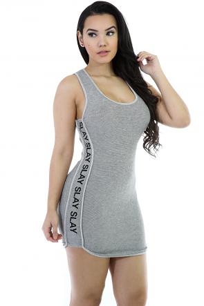 Slay In Style Mini Dress