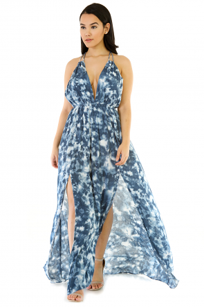 Jean To Be Maxi Dress