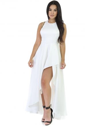 Miss Mary Flare Midi Dress