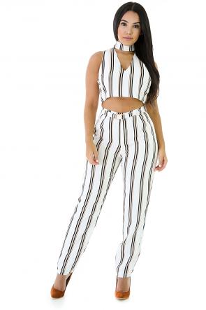 Pin Stripe Set