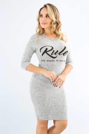 RULE Casual Dress