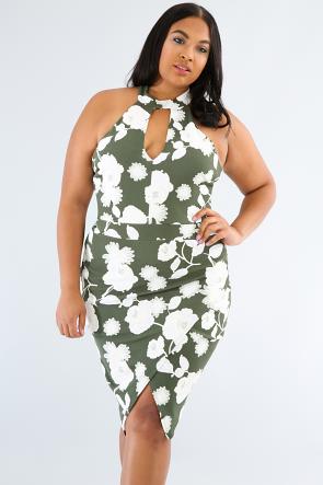 Daisy Sleeveless Dress