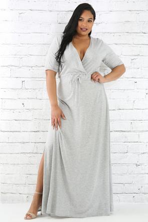 Classic Jersey Knit Dress