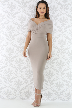 Roche Overlay Maxi Dress