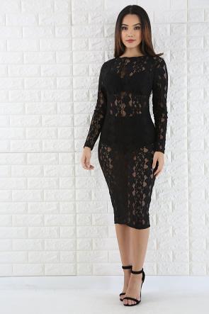 Crotchet Simplicity Dress