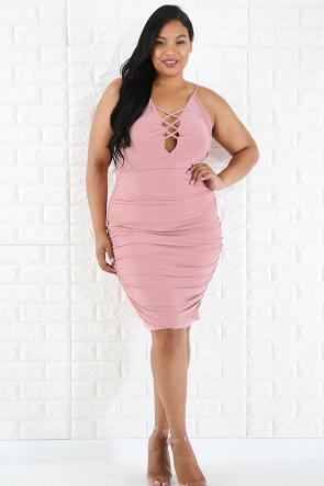 Scandalous Body-con Dress