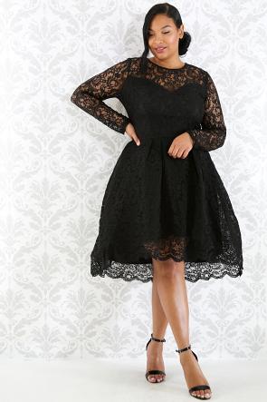 Lace Troll Dress