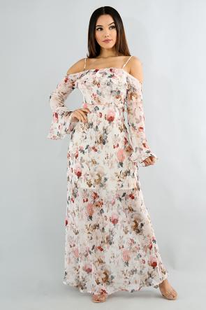 Seet Floral Maxi Dress