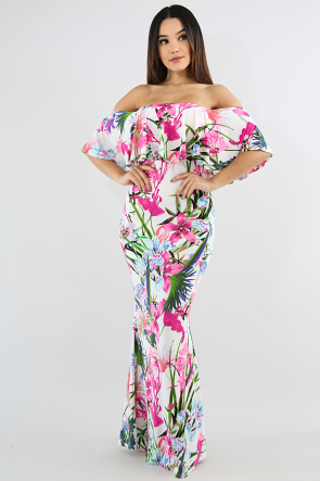 Honolulu Maxi Dress