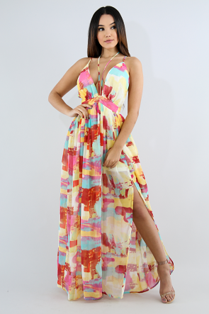 Frensic Maxi Dress