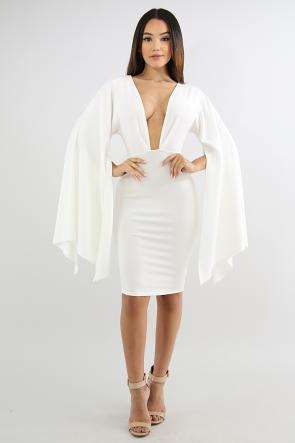 Descendent Body-Con Dress