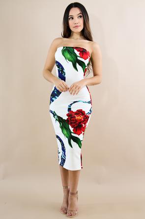 Ruby Tube Body-Con Dress