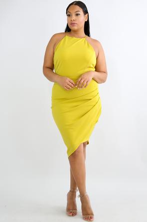 Classic T Body-Con Dress