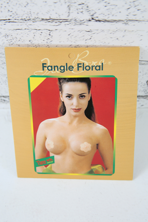 ACCESSORIES FANGLE FLORAL BRA