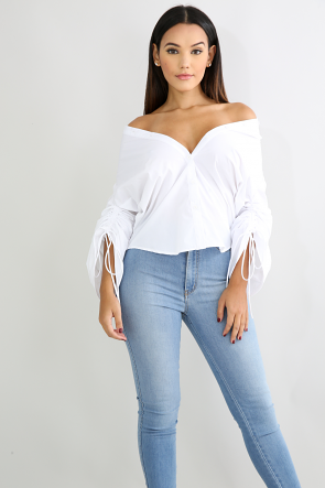 Classic Wide Sleeve Top