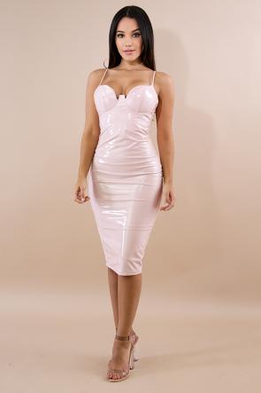Barbie Dream Body-Con Dress