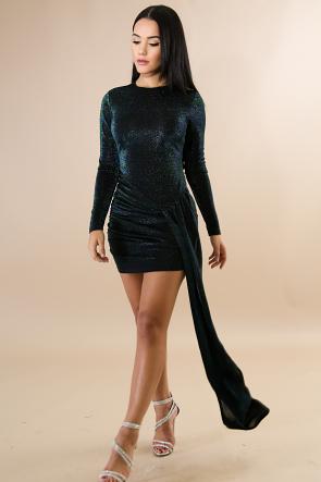 Star Mini Dress Night Out