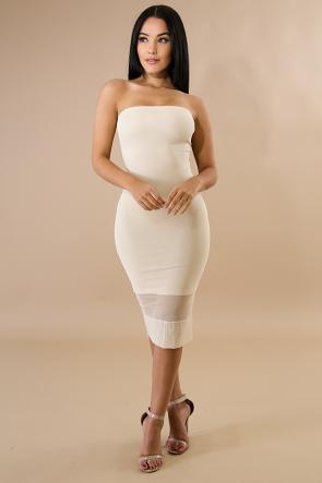Simple Unique Bodycon Dress