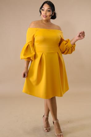 Sweet Flare Dress