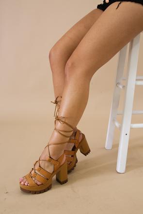 Rise Beauty Chunky Heels