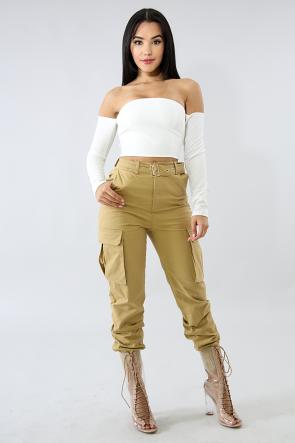 Classic Boxy Pants