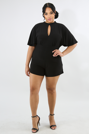 Bat Wing Romper