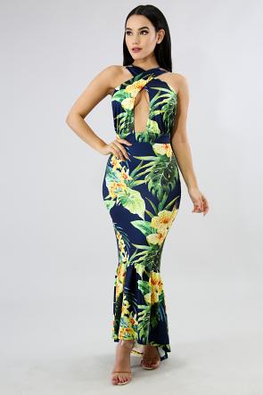 Lilium Maxi Dress