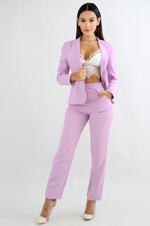 Classic Suit Set