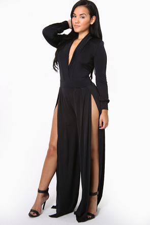 Sexy Ghost Girl Jumpsuit